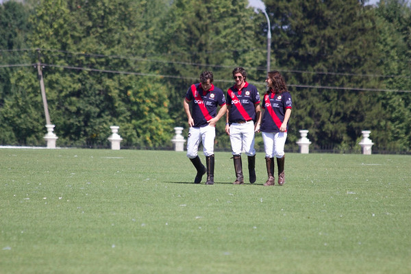 British Polo Day at Tseleevo Golf and Polo Club - July 2014
