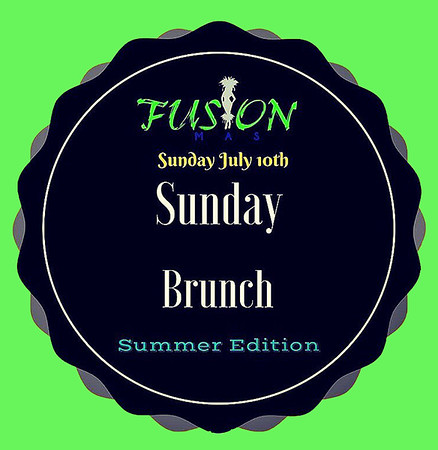 "07/10/16 Fusion Mas ""Sunday Brunch"""