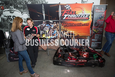 Jillian Barricklow w/Full Throttle Indoor Karting