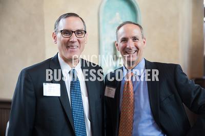 Chris Perrino of Barnes Dennig and Warren Weber of PNC Bank