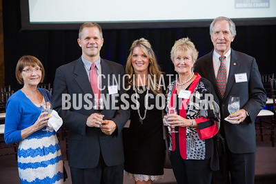 Sherry Tuschong, Michael Stich, Elaine Stich, Christiana Stich and John Stich with Rockfish