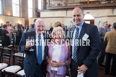 Bill Harmeyer, Dorothy Harmeyer and Greg Harmeyer with TiER 1 Performance Solutions