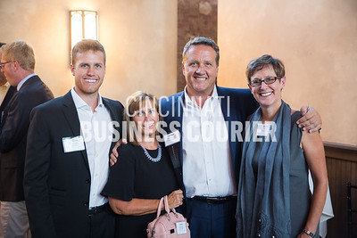 Andrew Browning, Ginny Browning, James Browning Jr, and Jean Woll of Marsh Ideas and Marsh Brand Partners