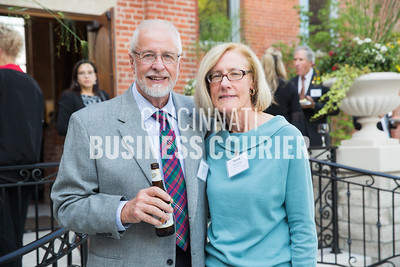 David Moehring and Susan Moehring with TechSolve