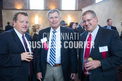 Kevin Scott, Joe Kramer, Jeff Eichhorn with Schueler Group