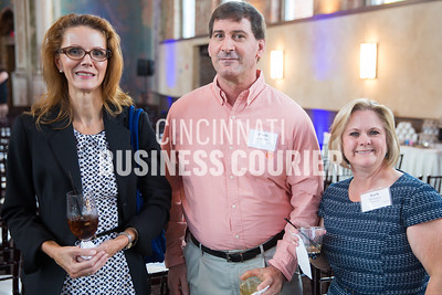 Candy Kain w/ Bank of America, Chris Williams and Barb Williams with Powernet