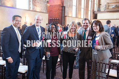 Kevin J. Menne, Stephen Burch, Hafsah Al-Hassan, Jennifer Hurd, David Hummel and Anne Marie Warren with Bank of America Merrill Lynch