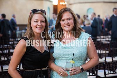 Elizabeth Lake and Jessica Wittmer with Dimalanta Design Group