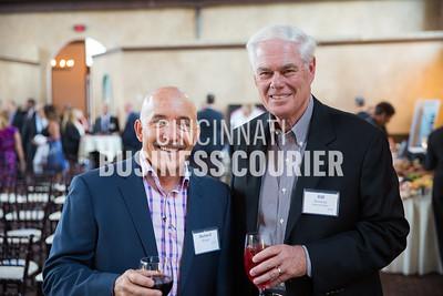 Richard Hussy and Bill Hawkins of Baker Hostelter