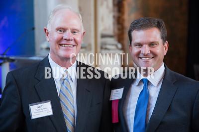 Andy VonLehman w/ VonLehman & Co. Inc. and  Jim Danneman with Bank of america Merrill Lynch