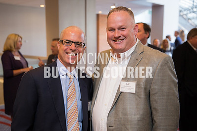Ed Anderson With EDIS Group and JEff Noffsinger with Pinnacle Solutions Group