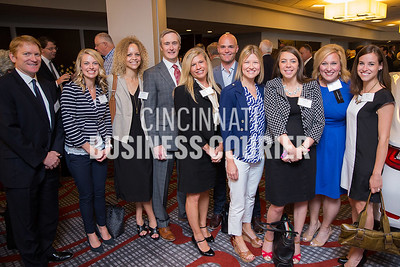 Steve Haussler, Tiffany, Sieve, Heather Churchman, Ed Woodson, Lorinda Binzer, JAson Ruebel, Jennifer Bellin, Chelsea Finkler, Stacey Browning and Katy Bunn all with Paycor