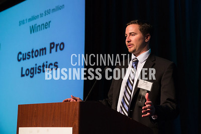 Brad Kriemer with Custom Pro Logistics