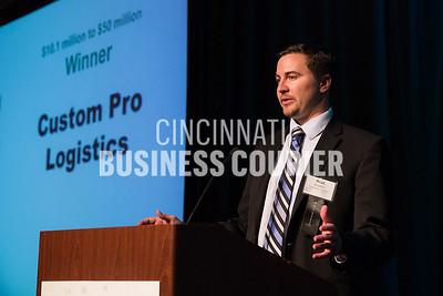 Brad Kriemer with Custom Pro Logistics