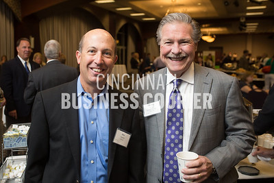 Joe Harten with Mercer and Doug Spitler with Episcopal Retirement Services