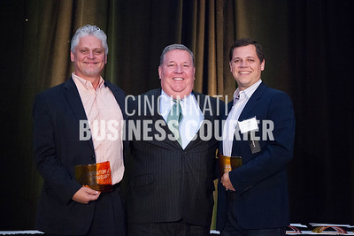 Don Wright, Assurex Health,  Jamie Smith, and Bobby Uhlenbrock, EBTH