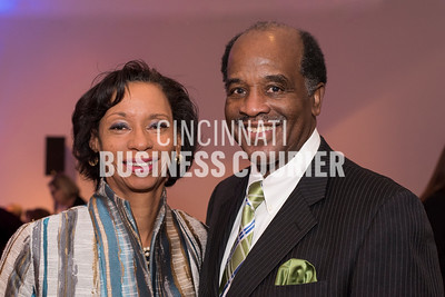 Monica Posey (Cincinnati State Technical and Community College) and husband Rev. Dr. Michael J. Posey (M)
