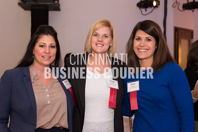 Rebecca King, Amanda Forsee, and Mandy Neeley (all with First Financial Bank) (M)