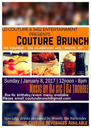 01/08/17 Couture Brunch