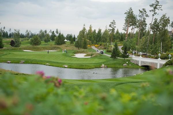 The BBC Golf Invitational at Agalarov,  September 2017