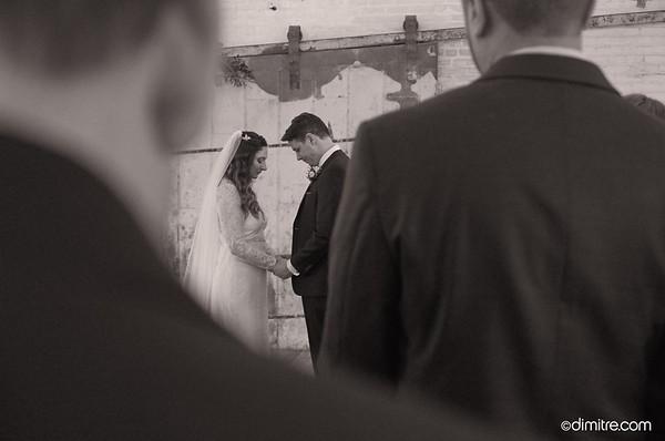 180224 Mark & Courtney Morgan Wedding
