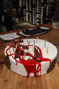 Bearfoot Bistro-Celebrating Mike's 50th
