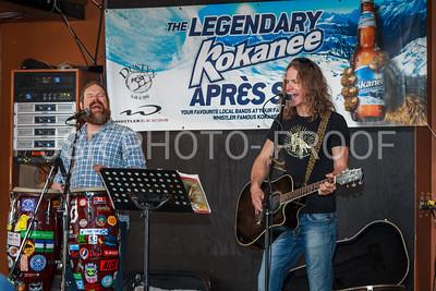 Kokanee Apres Series at Dusty's