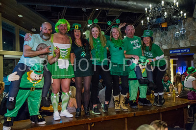 St. Patrick's Day Party with The Hairfarmers
