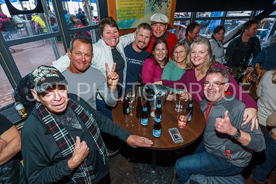 Kokanee Apres at Merlins with the Hairfarmers