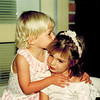 1991-03-19 Lyndall Edmonds_Rebel Egan_3.jpg<br /> <br /> Aussie and American cousins meeting for the first time!