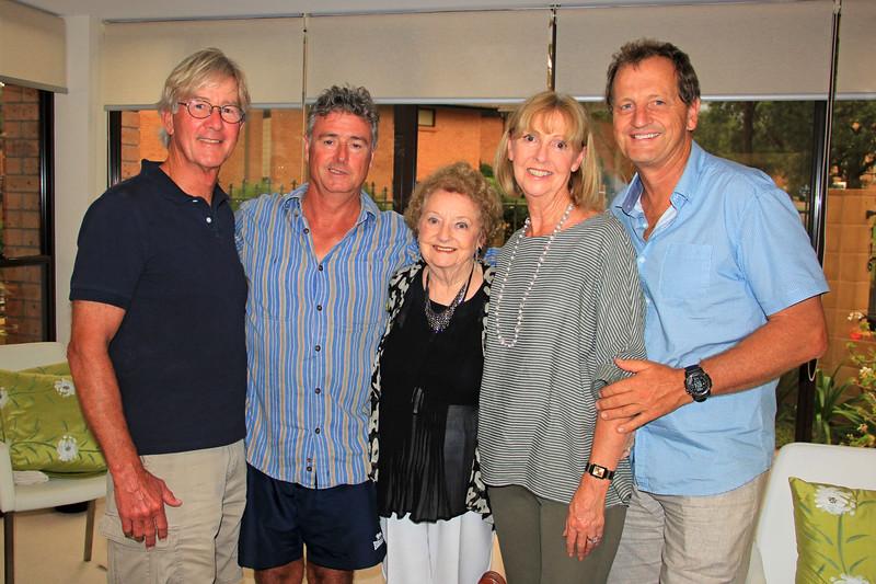 2017-02-18_9665_Tony_Michael_Joan Edmonds_Angela_Richard.JPG<br /> <br /> Tony with his Aunt Joan Edmonds (89) and 1st cousins, Michael & Angela (with her boyfriend, Richard)