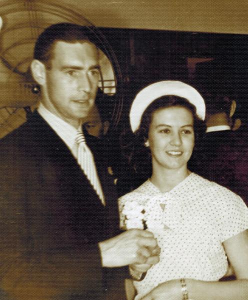 1949_04-30 Peter Edmonds_Josie Tibbitts_Engagement