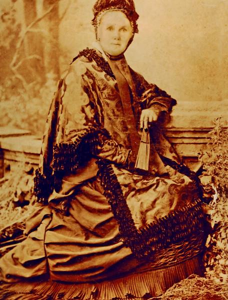 1826 born_Eliza Moore - Grandmother Edmonds grandmother