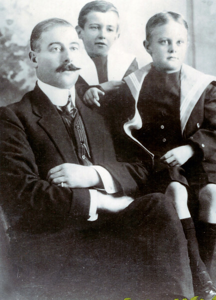 1905_Thomas Francis_Norman_John Francis Heffernan (Edmonds)