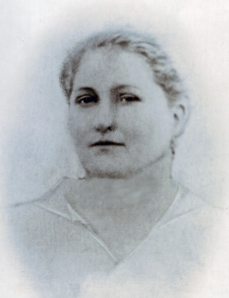 1875-1920_Grace Matthews Thompson_Amanda Tibbitts' mother