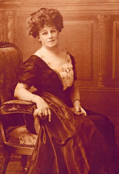 1856-1937_Agnes Tellis-Tibbitts - Oliver Tibbitts' mother