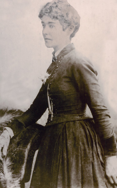 1905_Eva Mildred Heffernan - Grandfather Edmonds mother