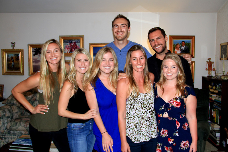 2018-07-03_Katherine_Kelsey_Kimmie_Lyndall_Marian_Brandon_Jeff_2.JPG<br /> Cousin time!  Lyndall's visit home from Indonesia!
