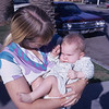 1971-04 Sandi & Amber Davidson