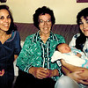 1989-05-02_Dolores Pitcher_VaVa_Brandon_Pam Kurz.jpg<br /> <br /> Three generations of Tacheiras - Dolores, VaVa Tacheira and Pam Kurz with Brandon