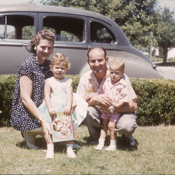 1955 Joan_Donna_Don_Keith Wichner