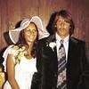 1976-03 Leonard_Deena Lehigh.jpg<br /> <br /> Leonard's first marriage to Deena