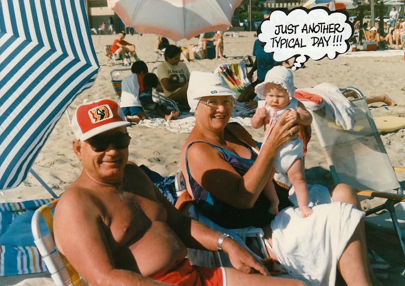 1988-08-07 DonJoanLyndall beach