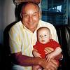 1989-05-20 Don Wichner_Jeff Carlson.jpg<br /> <br /> Grandpa Don Wichner with grandson, Jeff Carlson