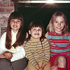 1973-04 Pam_Debbie Pitcher_Rose Leder.jpg<br /> <br /> Cousin fun!