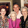 1989-11-11_Dorothy Lehigh_Kate Meyer_Don Wichner_Daisy Hoppe.jpg<br /> <br /> Celebrating Aunt Kate's 90th birthday