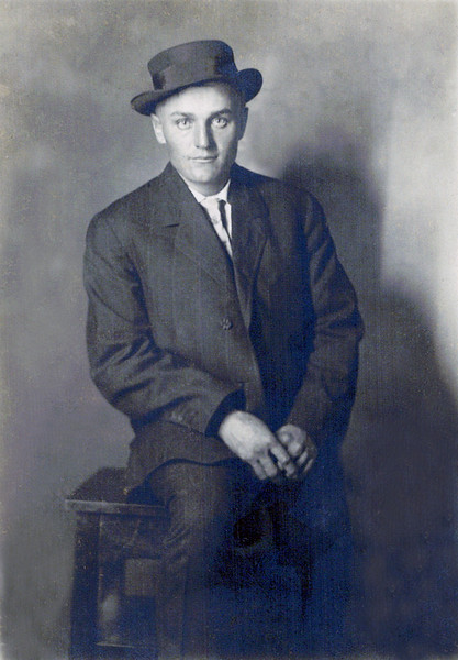1912 Emil Henry Wichner.jpg<br /> <br /> Uncle Heinie