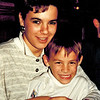 1988-12-25_Debbie_Matt Pitcher.jpg<br /> <br /> Aunt Debbie and Matt Pitcher on Christmas Day
