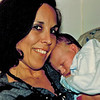 1989-05-02_Dolores Pitcher_Brandon Kurz.jpg<br /> <br /> Grandma Dolores Pitcher loving new grandson, Brandon Kurz