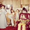 1973-08 Miriam,Keith, Lydia, Rose, Pam